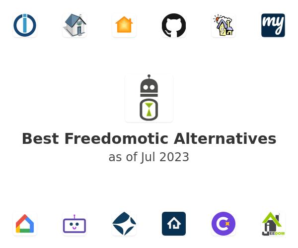 Best Freedomotic Alternatives
