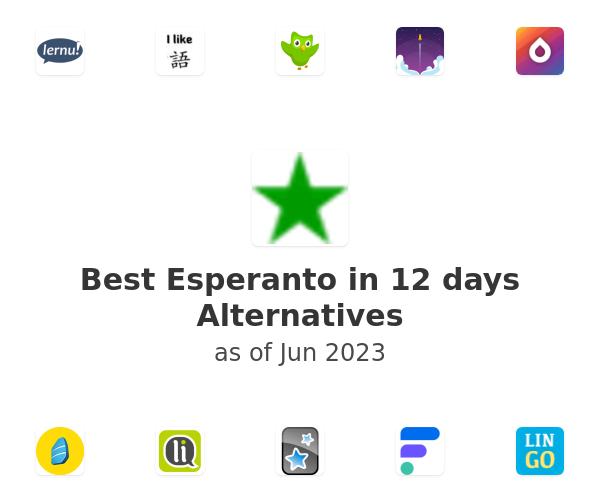 Best Esperanto in 12 days Alternatives
