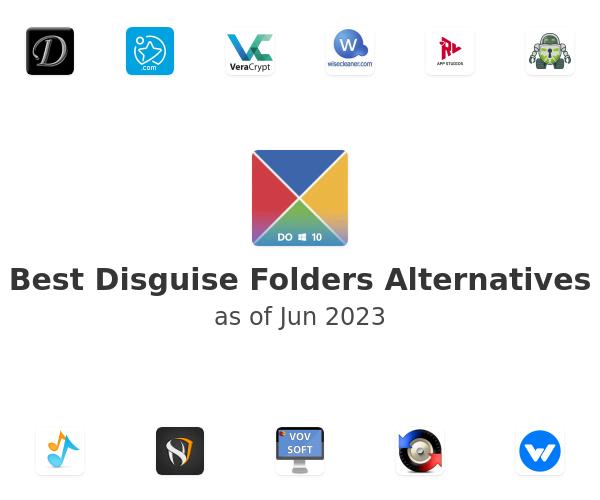 Best Disguise Folders Alternatives