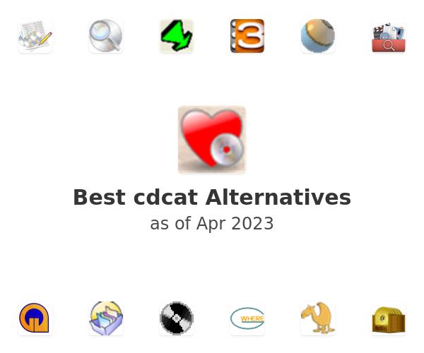 Best cdcat Alternatives