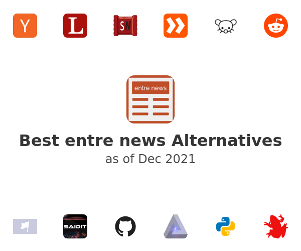 Best entre news Alternatives