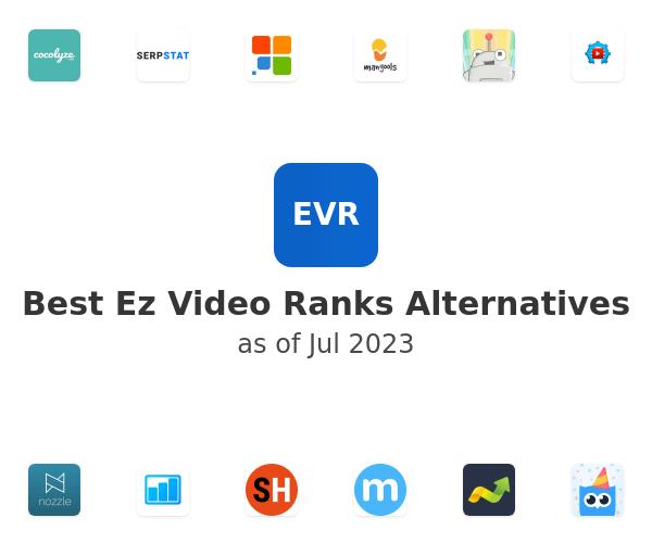 Best Ez Video Ranks Alternatives