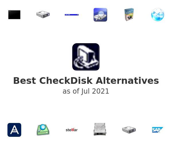 Best CheckDisk Alternatives