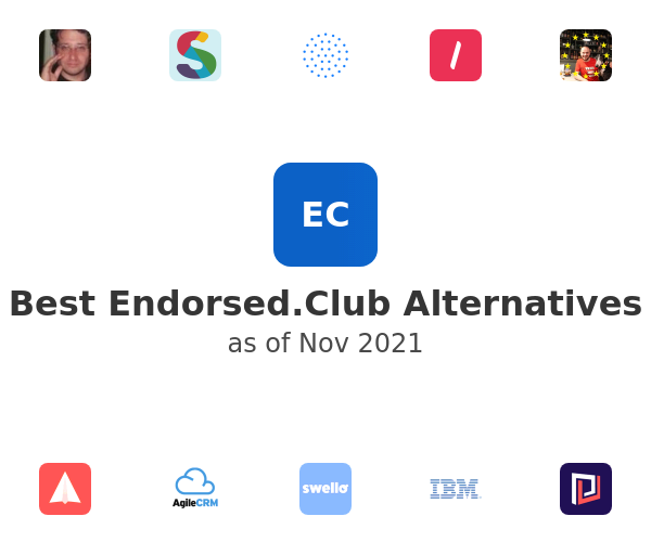 Best Endorsed.Club Alternatives