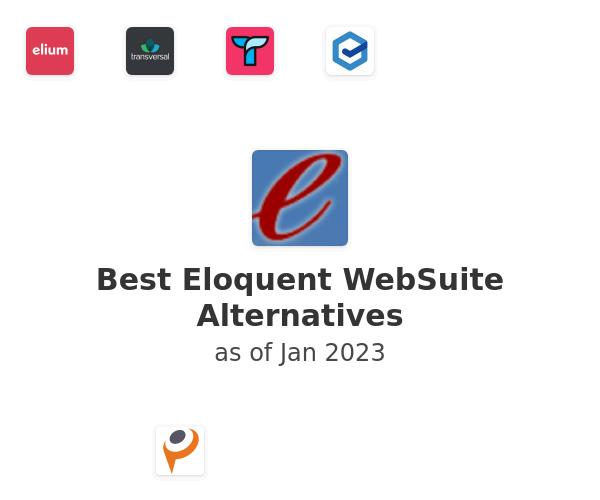 Best Eloquent WebSuite Alternatives