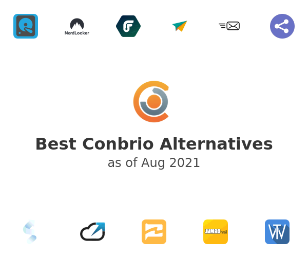 Best Conbrio Alternatives