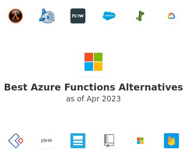 Best Azure Functions Alternatives