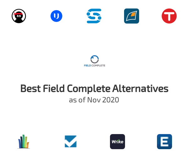 Best Field Complete Alternatives