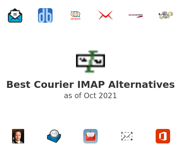 Best Courier IMAP Alternatives