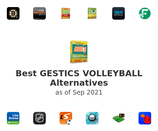 Best GESTICS VOLLEYBALL Alternatives