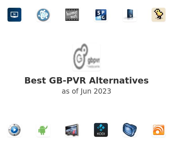 Best GB-PVR Alternatives