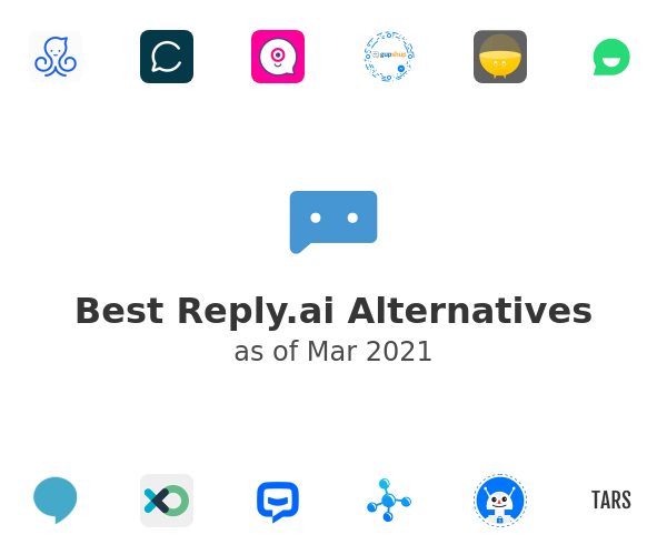 Best Reply.ai Alternatives