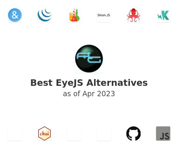 Best EyeJS Alternatives