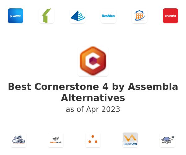 Best Cornerstone 4 by Assembla Alternatives