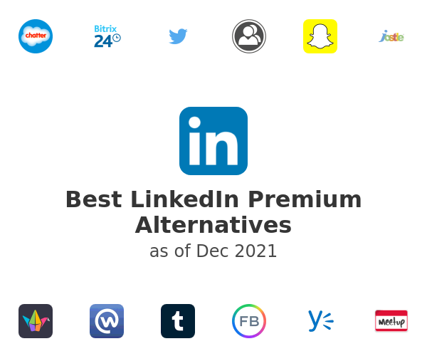 Best LinkedIn Premium Alternatives