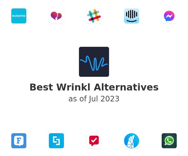 Best Wrinkl Alternatives