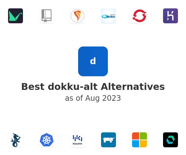 Best dokku-alt Alternatives