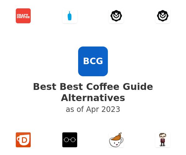 Best Best Coffee Guide Alternatives