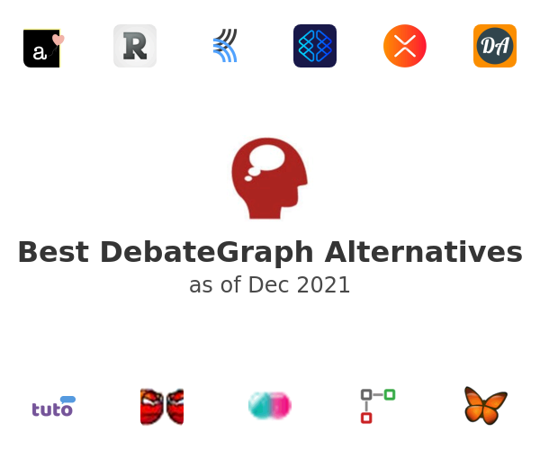 Best DebateGraph Alternatives