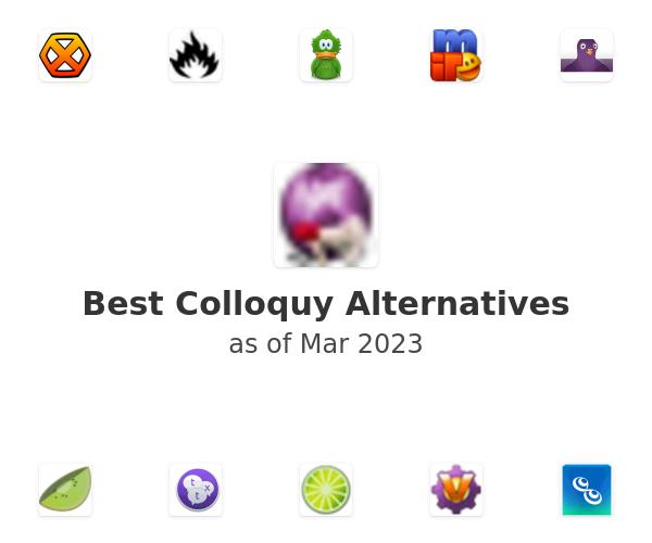 Best Colloquy Alternatives