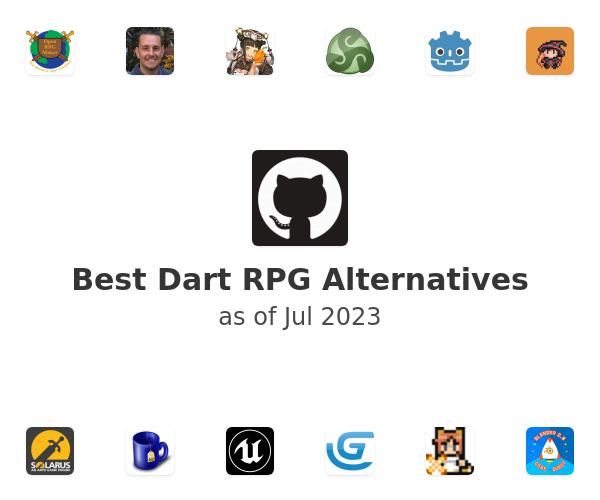 Best Dart RPG Alternatives