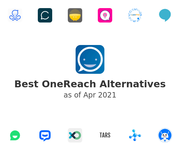 Best OneReach Alternatives