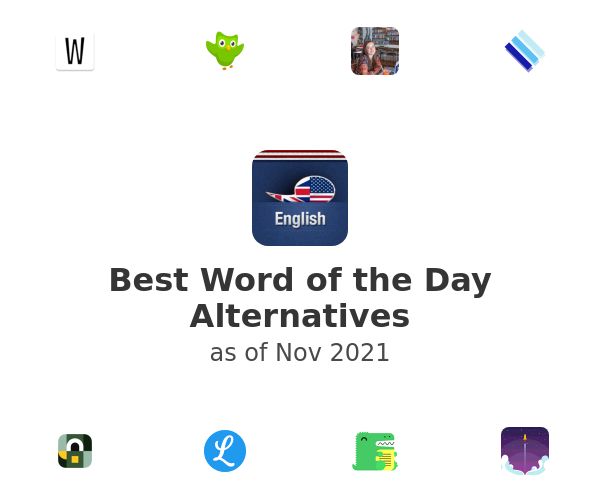 Best Word of the Day Alternatives