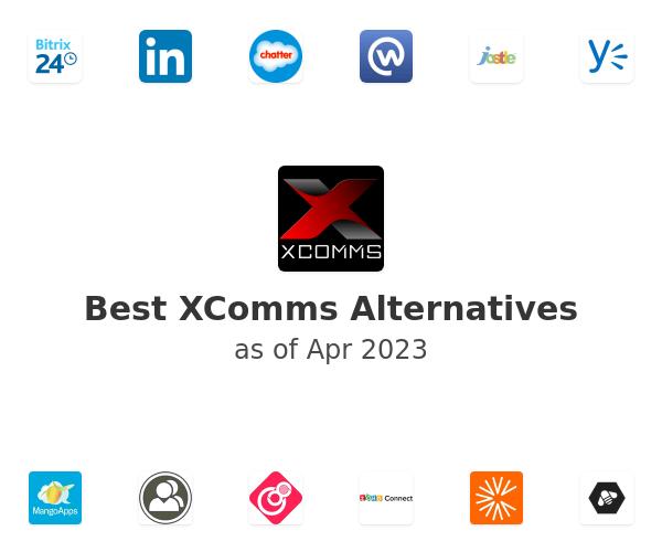 Best xcomms Alternatives