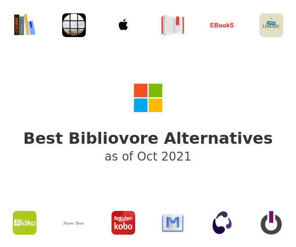 Best Bibliovore Alternatives