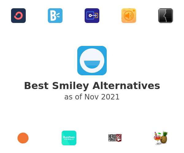 Best Smiley Alternatives