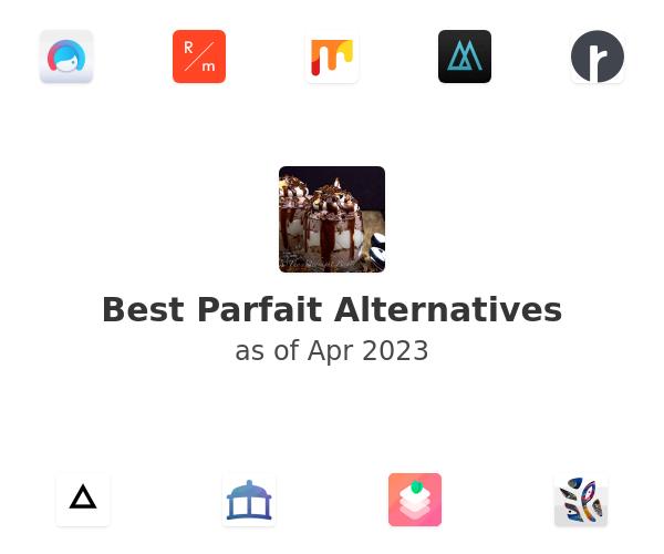 Best Parfait Alternatives