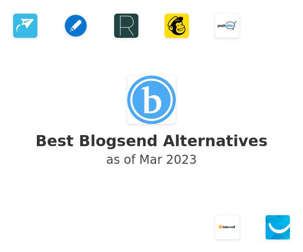 Best Blogsend Alternatives