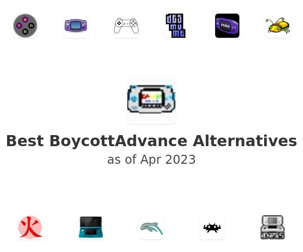 Best BoycottAdvance Alternatives