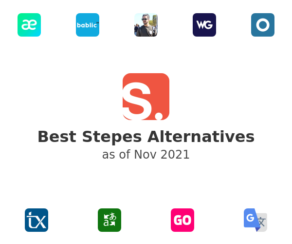 Best Stepes Alternatives