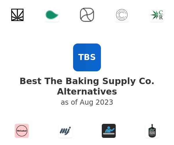 Best The Baking Supply Co. Alternatives