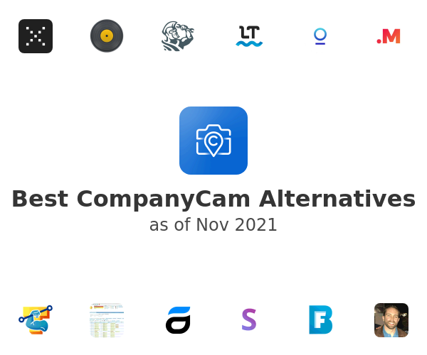 Best CompanyCam Alternatives