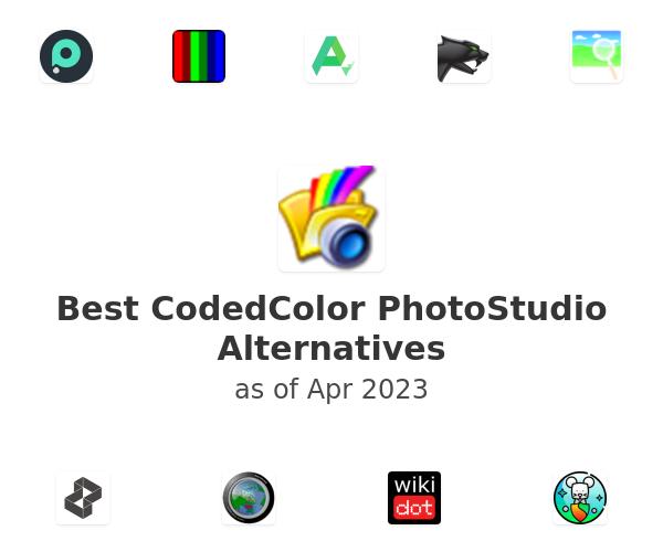 Best CodedColor PhotoStudio Alternatives