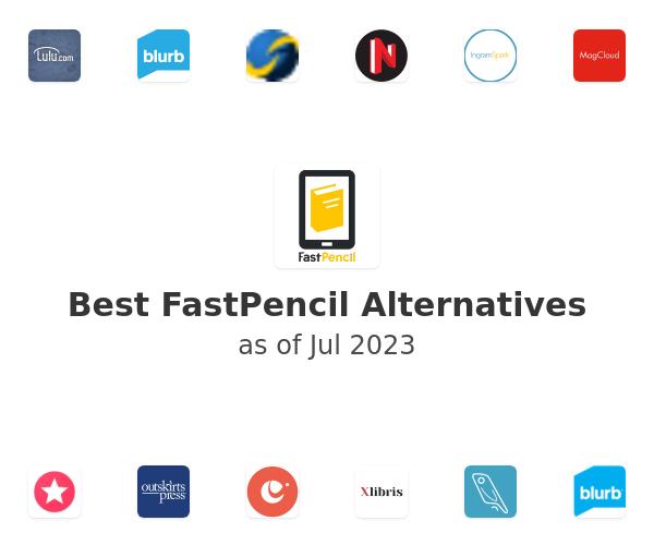 Best FastPencil Alternatives