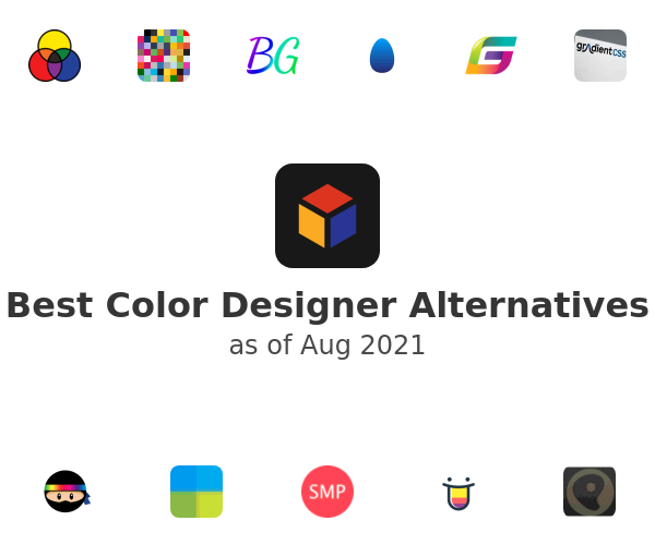 Best Color Designer Alternatives