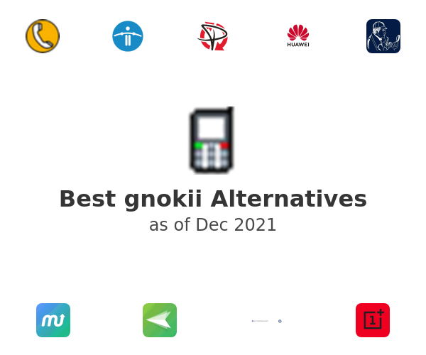 Best gnokii Alternatives