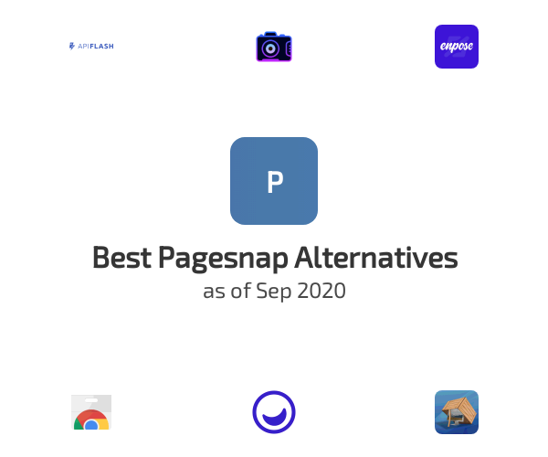 Best Pagesnap Alternatives