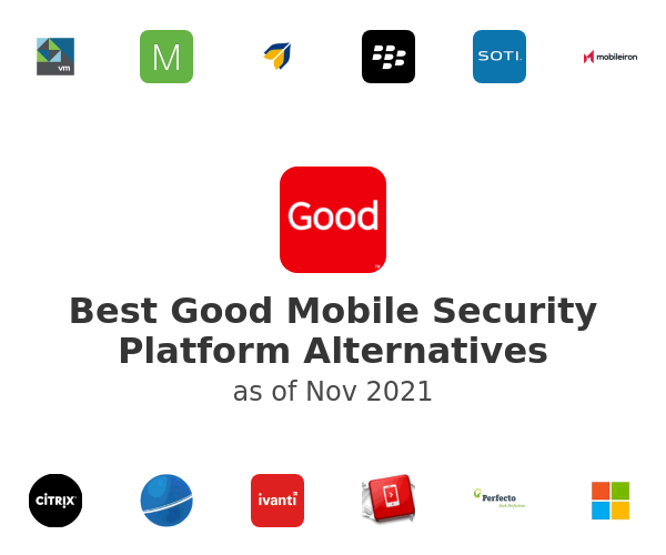 Best Good Mobile Security Platform Alternatives
