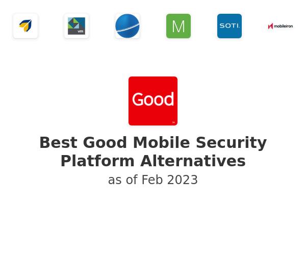 Best Good Mobile Security Platform Alternatives