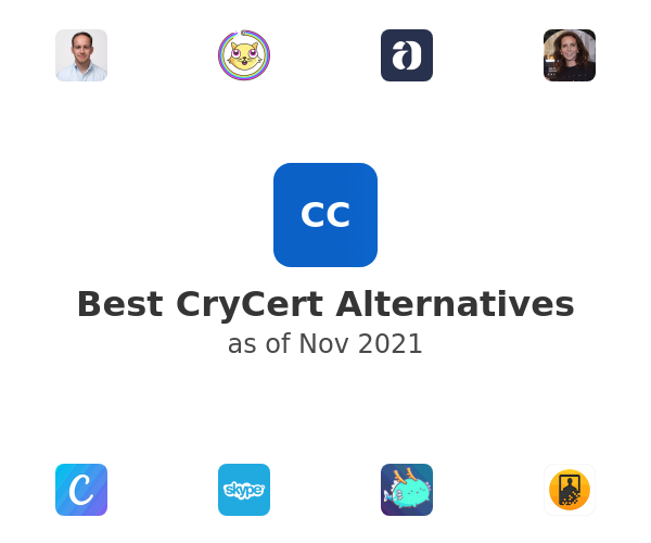 Best CryCert Alternatives
