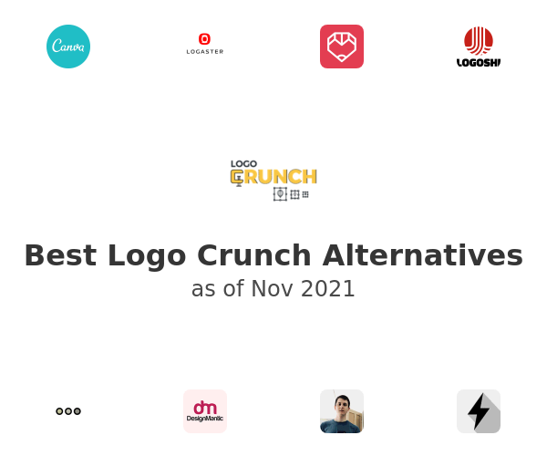 Best Logo Crunch Alternatives