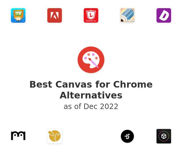Best Canvas for Chrome Alternatives