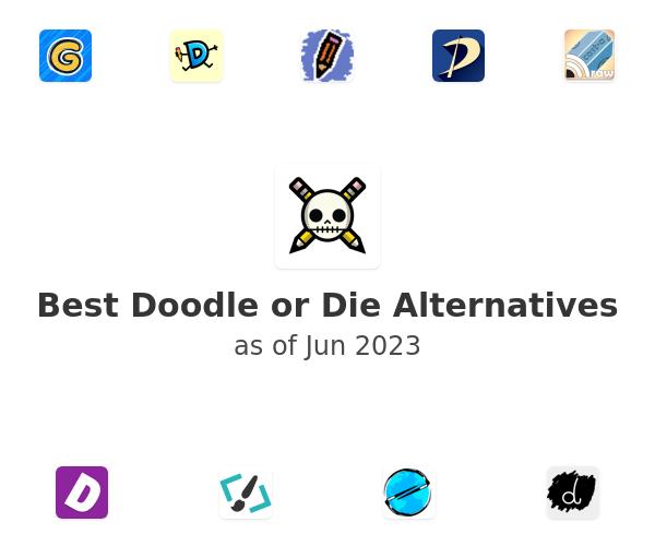 Best Doodle or Die Alternatives