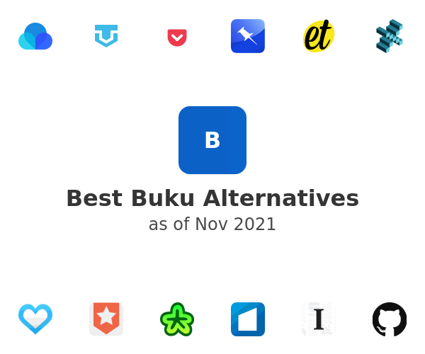 Best Buku Alternatives