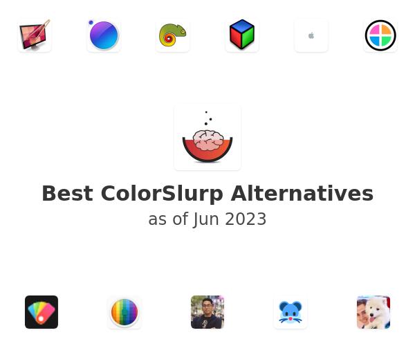 Best ColorSlurp Alternatives