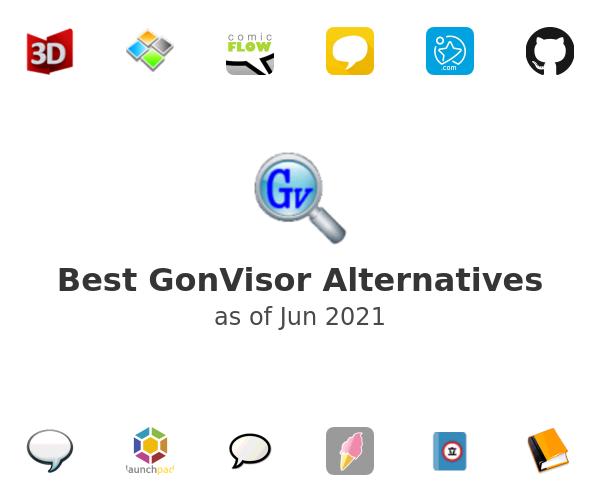 Best GonVisor Alternatives